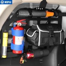 MOPAI Rear Racks for Toyota 4Runner Car Trunk Shelf Storage Bag Bracket Accessories Box 2010+