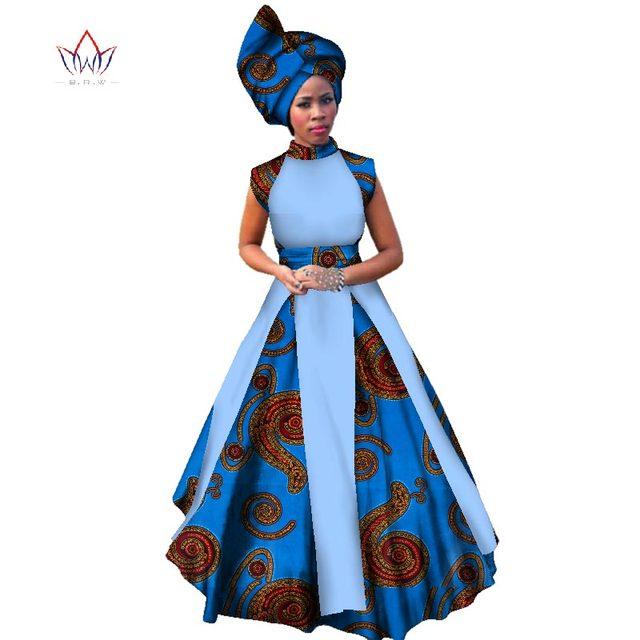 Купить африканские платья для женщин вечерние сексуальные без рукавов