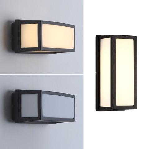 donwei ip54 18w luz conduzida da parede