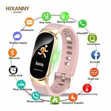 Women Sport Smart Watch Band Men IP67 Waterproof SmartWatch Heart Rate Blood Pressure Pedometer Clock For Android iOS
