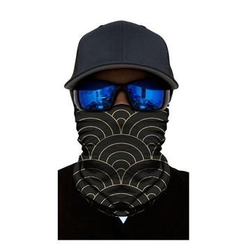 4pcs outdoor men women riding mask