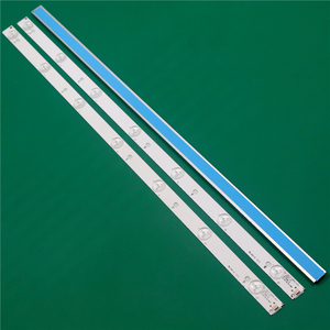 Image 2 - LED TV Illumination For Philips 332PFH4309/88 32PFH5300 32PFK4100/12 LED Bar Backlight Strip Line Ruler GJ 2K15 D2P5 D307 V1 1.1