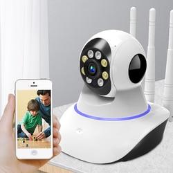 QZT WIFI IP Camera Security Video Surveillance 1080P Night Vision Smart Home Camera 360 Indoor CCTV Baby Monitor IP Camera WIFI