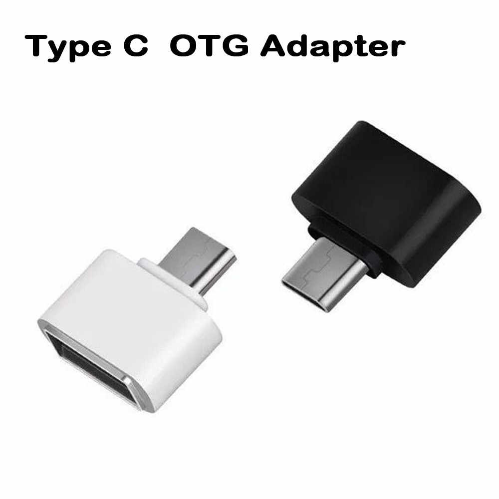 mosunx Type-C OTG USB3.1 To USB2.0 Type-A Adapter Connector For Samsung Huawei Phone High Speed Certified Cell Phone Accessories