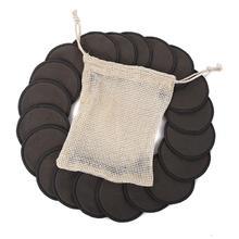 Новые подушечки для снятия макияжа многоразовые ватные диски средство для снятия макияжа для лица бамбуковые волокна уход за кожей лица подушечки для ухода за кожей очищающие кожу