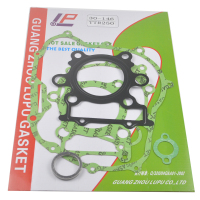 Motorcycle Complete Engine Gasket Kits For Yamaha TTR250 TTR 250 Motor bike