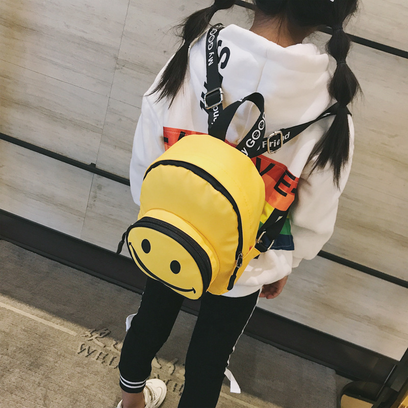 Children Kindergarten Small Bookbag 1-3 Years Old Cartoon Cute Korean-style Backpack Cartoon 4-Year-Old GIRL'S And BOY'S Travel