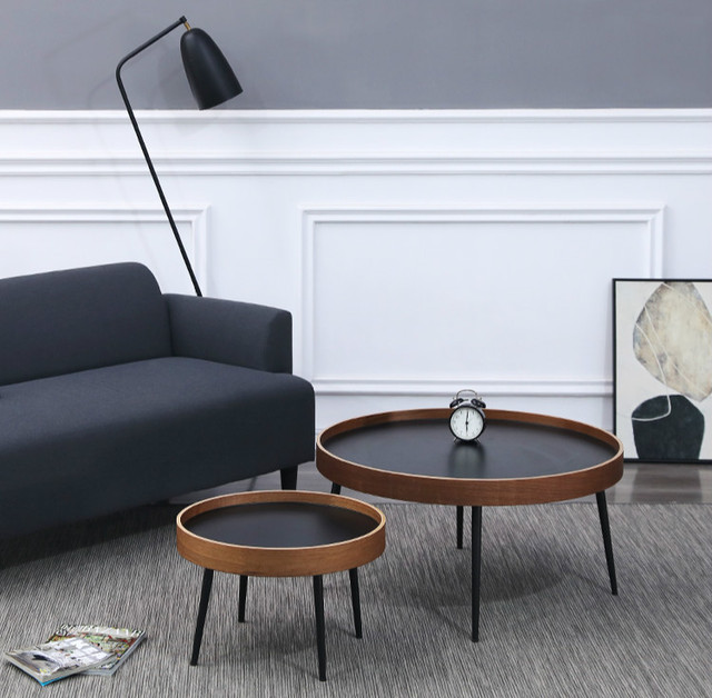 Round Coffee Tables  3