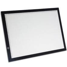 A3 Image Tablet LED Drawing Tablet Art Stencil Drawing Board Light Box Tracing Table Pad El