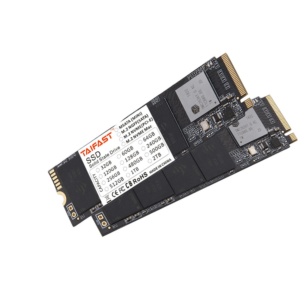 Taifast  256G/512G/1TB m.2 NVMe hard disk SSD high speed PC for desktop  laptop desktop hard drive computer parts SSD 2