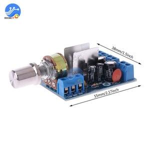 Image 4 - TEA2025B Mini Audio Amplifier Board Dual Stereo 2.0 Channel Amplifier Board For PC Speaker 3W+3W 5V 9V 12V CAR