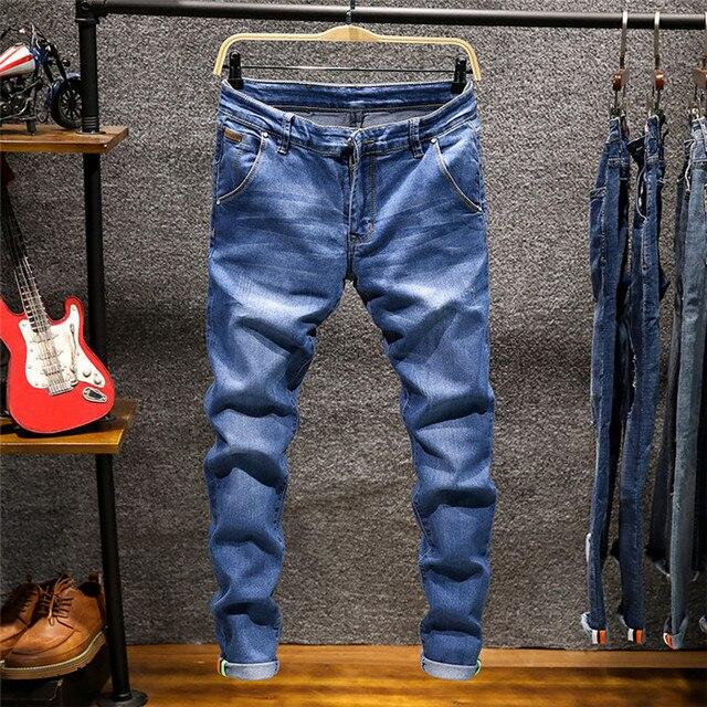 Skinny Jeans Zipper Fly 2