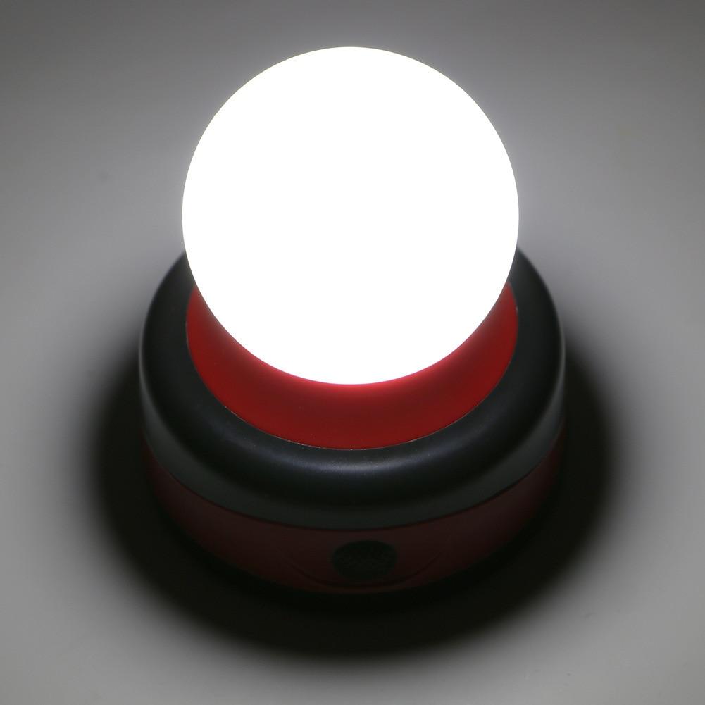 Yeni stil sıcak satış mıknatıs kanca ile çok fonksiyonlu lamba açık çalışma ışığı ev küçük gece lambası kamp lambası
