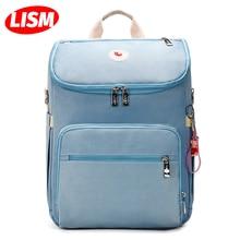 Large Capacity Bag Multi-function Backpack Bag Waterproof Outdoor Travel Diaper Bags For Baby Care Versatile Bag For Girl School
