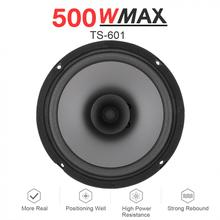 1pcs 6 Inch 500W Car HiFi Coaxial Speaker Vehicle Door Auto