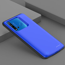 For Huawei P20 Lite 2019 Nova 5i 6500mAh Battery Charger Case Extended Battery Backup PowerBank Protective Cover Back Case Coque
