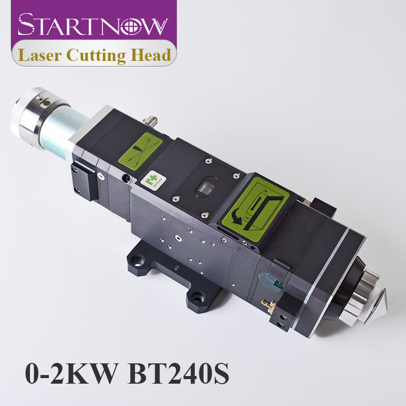 Raytools Empower BT240S 0-3300W Fiber Laser Cutting Head BT240 For QBH Raycus IPG Fiber Laser CNC Laser Cutting Machine