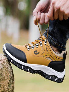 Sports-Shoes Hiking-Sneakers Spring Running-Quality Casual Man And Non-Slip Male Autumn