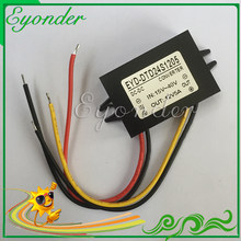 30v~60v input step down 33v 36v 42v 48v 50v 56v 60v dc to buck regulador dc power output 13.8v dc 5a 69w power supply converter