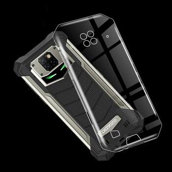Перейти на Алиэкспресс и купить Для Doogee S88 Pro Чехол Для Doogee S88 силиконовый мягкий ТПУ чехол для телефона чехол для Doogee S88 Pro