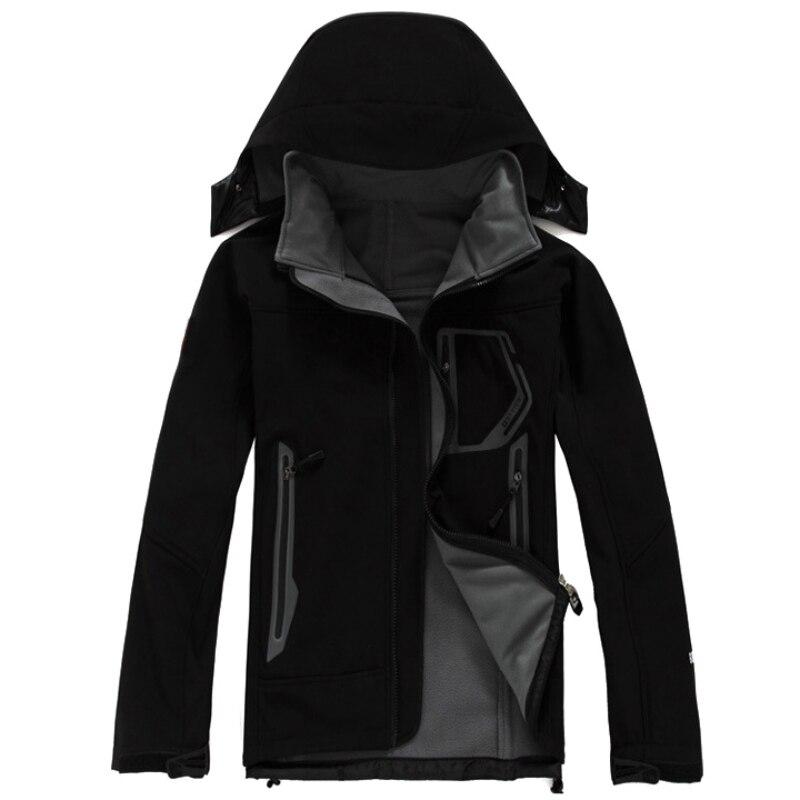 Men\'s Outdoor Hiking Jacket Sports Raincoat Mountain Sportswear