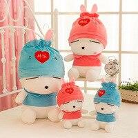 New Style Lovers Rabbit Plush Toys Porridge Rabbit Doll Online Celebrity Rabbit Large Amount Favorably
