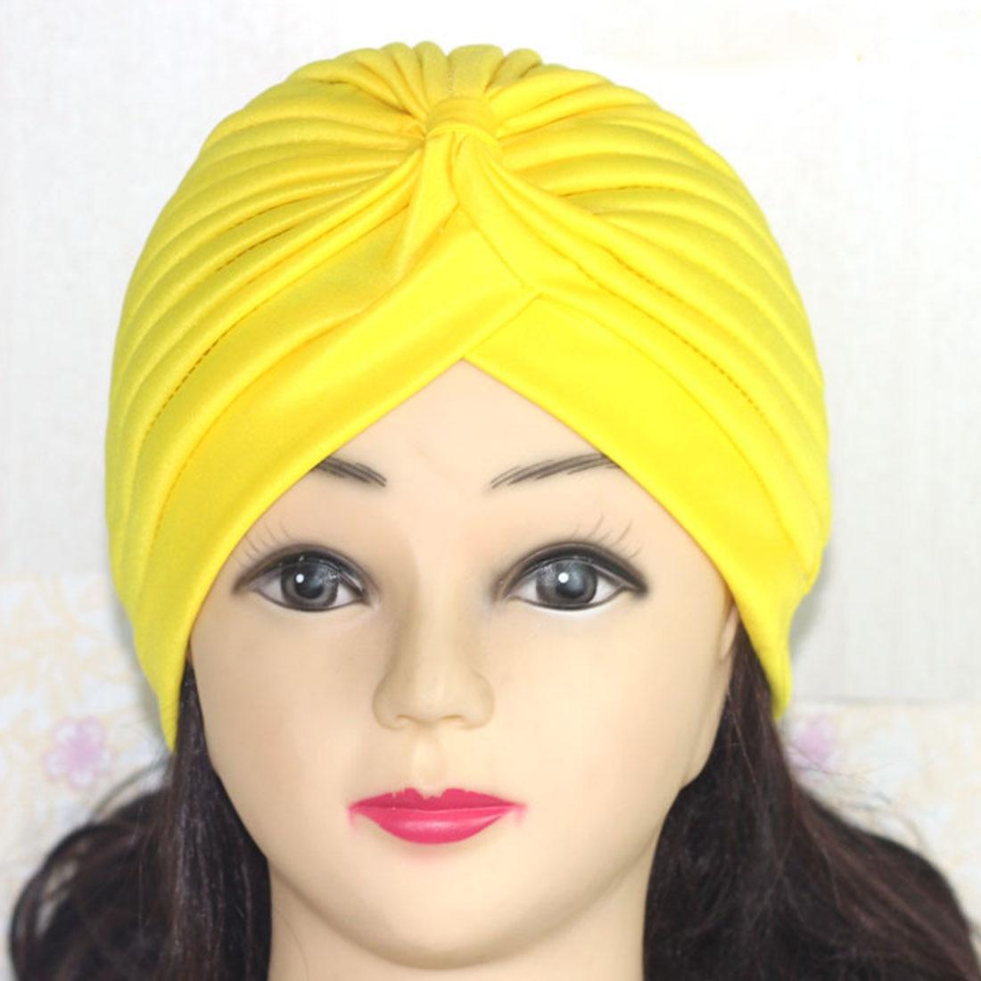 Хиджаб шарф тюрбан шапка s мусульманский головной платок Защита от солнца Кепка Женская хлопковая мусульманская многофункциональная тюрбан платок femme musulman - Цвет: 7