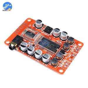Image 4 - YDA138 Bluetooth Digital Verstärker Bord Klasse D 2*15 W Stereo HIFI Audio Sound Board Volumen Control Lautsprecher AMP board 2x15 W