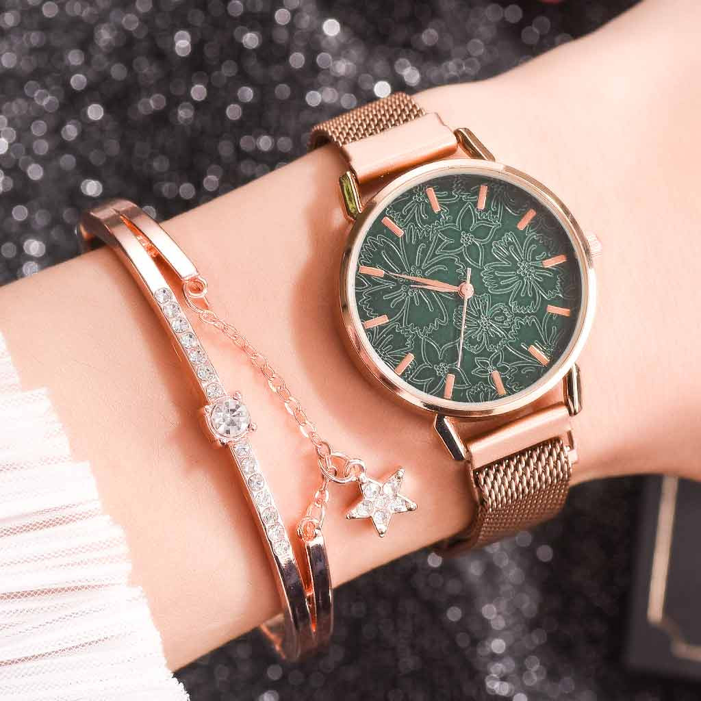DUOBLA Women Watches Luxury Brand Ladies Watch Quartz Watch Women Wrist Watch Geneva Fashion Watches 2020 Bracelets For Women