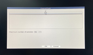 Image 5 - 16CH * 5MP H.265 NVR רשת Vidoe מקליט DVR לוח זיהוי תנועה מקסימום 8TB IP מצלמה עם SATA קו ONVIF CMS XMEYE CCTV