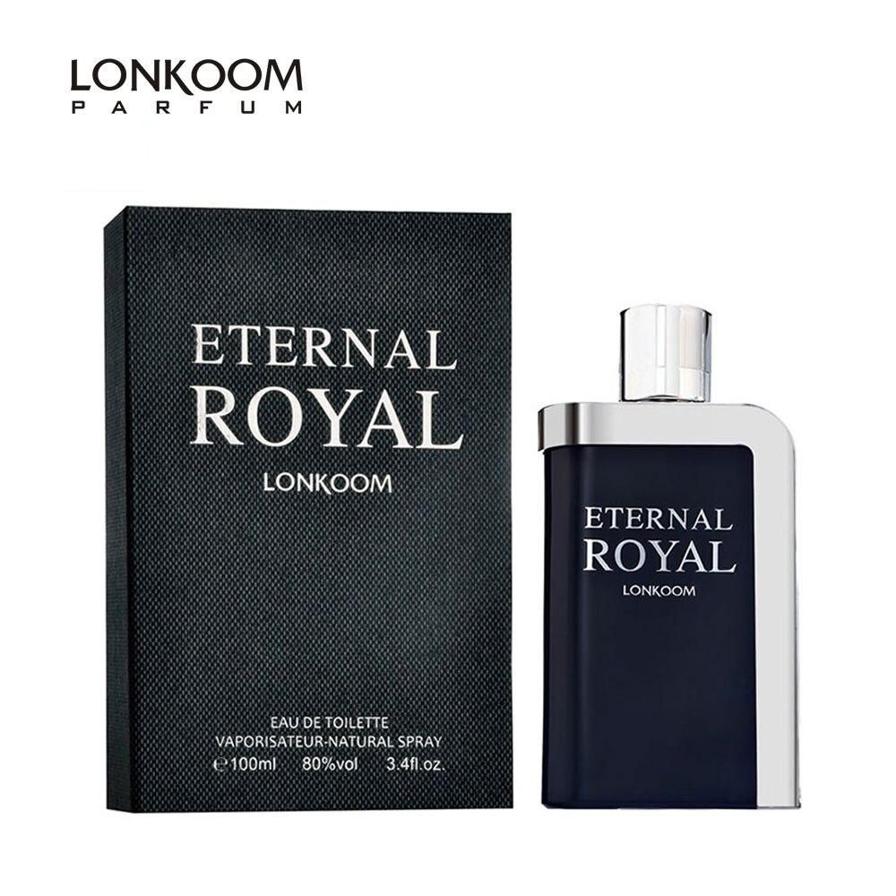LONKOOM 100ml Eau De Parfum Für Weibliche Grüne Blatt Duft männer parfüm Langlebige parfum homme Oriental-aromatischen