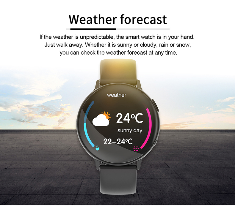 C6 Bluetooth Smart Watch 3