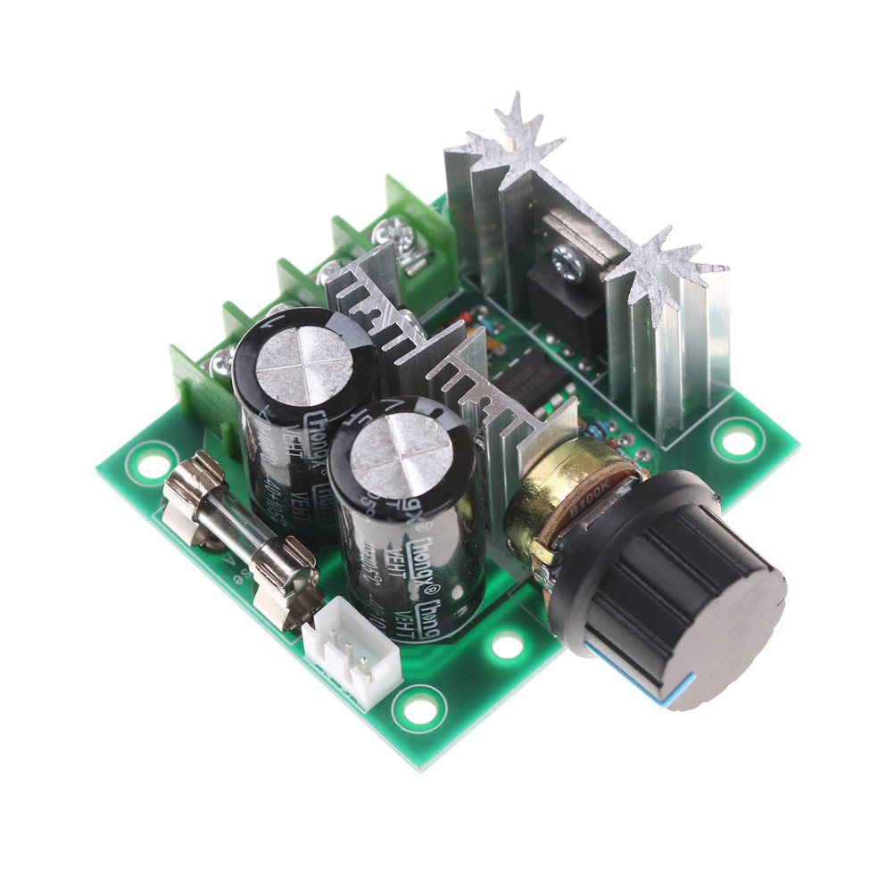 Practical Adjustable Drive Module PWM DC Motor Speed Controller 12V~40V 10A