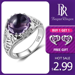 Bague Ringen Vintage 100% 925