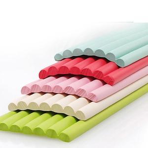 2 м Настенная Наклейка 3d обои cenefas adhesivas rodapie mueble de cocina pared papel pared детская комната границы палка