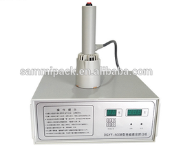 Good quality manual induction sealing machine for diameter 15mm to 35mm