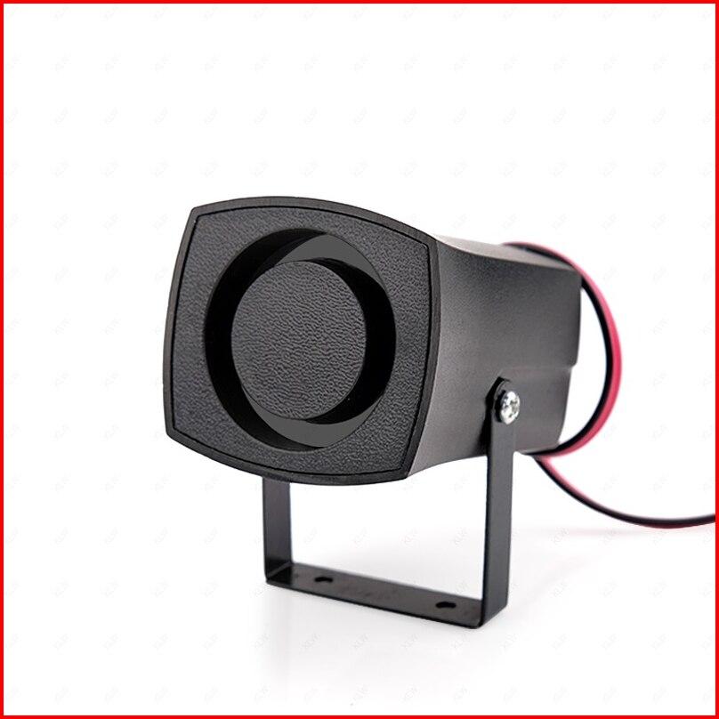 12V / 24V 120dB звуковой сигнал BiBi мини сирена дом сигнализация сирена DC маленький автомобильный гудок дома Динамик Системы обратный резервный зу...