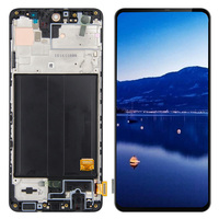6.5'' AMOLED For Samsung Galaxy A51 A515 A515F A515F/DS A515FD LCD Display Touch Screen Digitizer Glass Panel Assembly