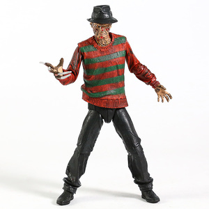 "Image 4 - NECA Nightmare On Elm Street Freddy Krueger 30th PVC Action Figureของเล่นสะสม7 ""18ซม"