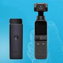 Para dji osmo bolso 2 carregador portátil de segurança esportes câmera alça de carregamento móvel power bank extensão alça acessórios