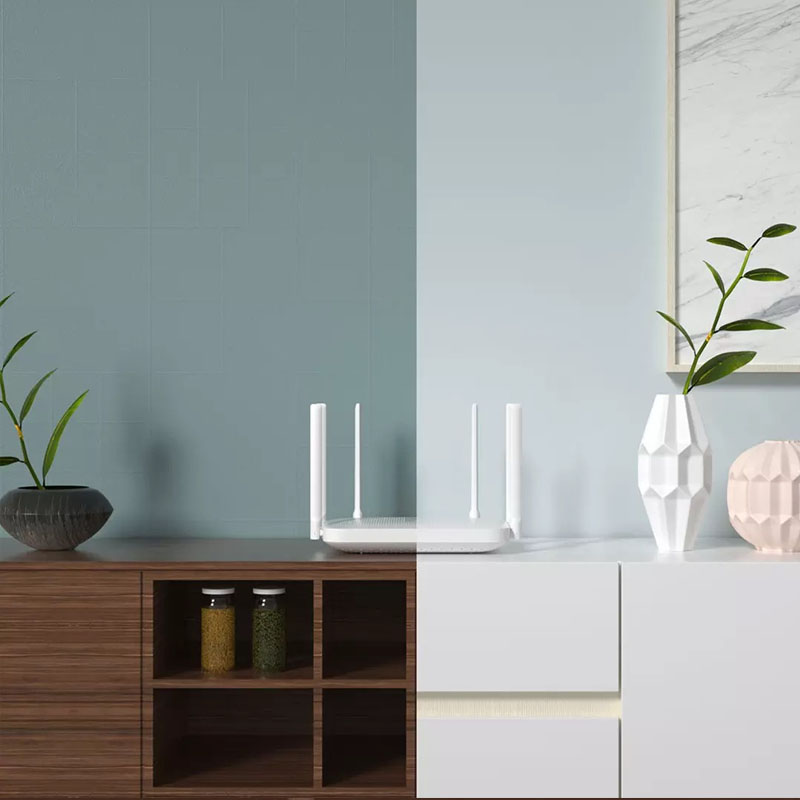 Xiaomi Redmi AC2100 Router Gigabit 2.4G 5.0GHz Dual-Band 2033Mbps Router Wifi Repeater With 6 High Gain Antennas Wider 4