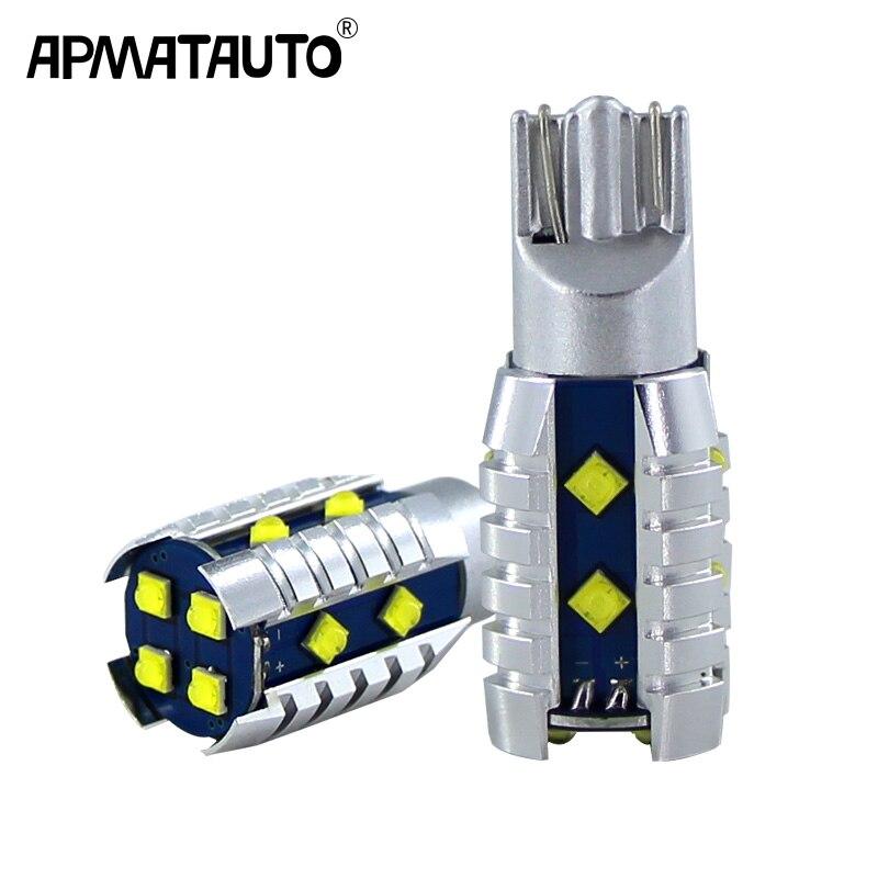 Светодиодные лампы Canbus XBD высокой мощности, 921 лм, 912 светодисветодиодный, 2 шт.