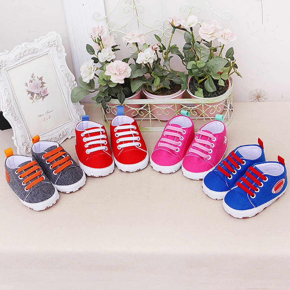 חם יילוד הליכון ראשון תינוק 2020 מכירה לוהטת תינוקות ילדים נעלי תינוק רדוד Cartoon בנות בני רך מקרית דירות נעליים