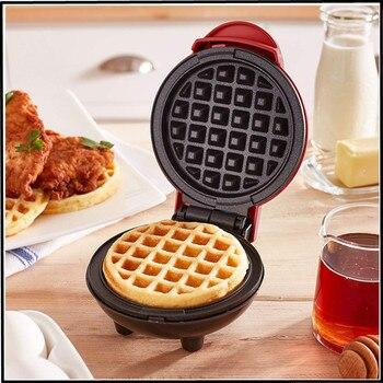 Electric Maker Bubble Egg Cake Breakfast Waffle Machine Egg Cake Oven Pan Eggette Machine Waffle Pot цена 2017