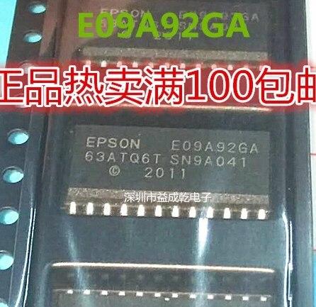 5PCS~10PCS/LOT  E09A92GA   SOP24   New Original