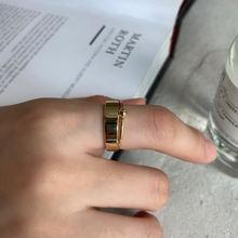 Женское кольцо из серебра 925 пробы amaiyllis хипстерское ювелирное