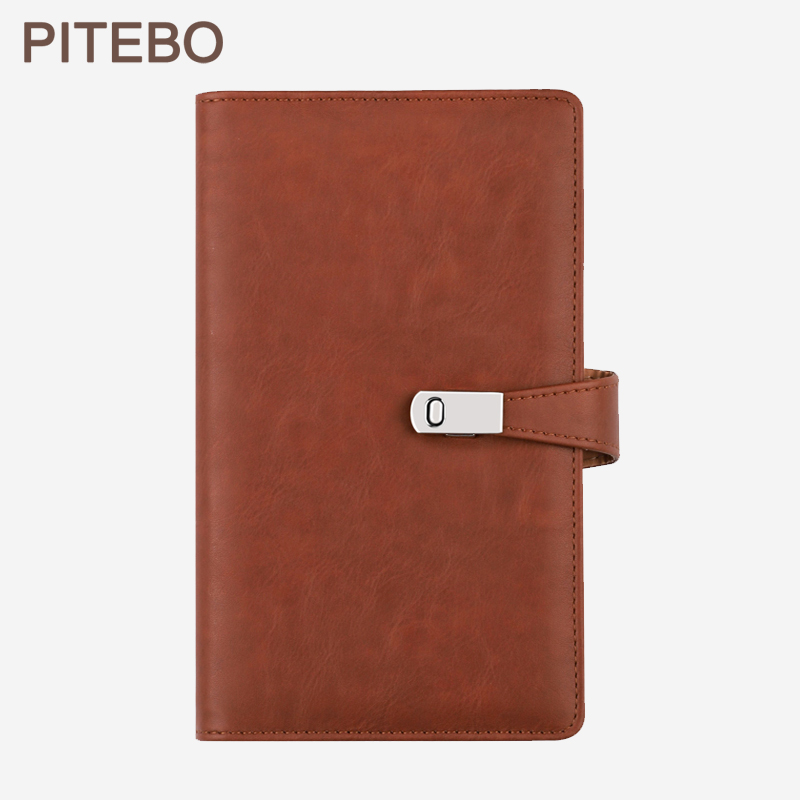 PITEBO Leather Card Package Commercial Multi Card Position Simple Multifunction Certificate Card Book Folder Ticket Card Book