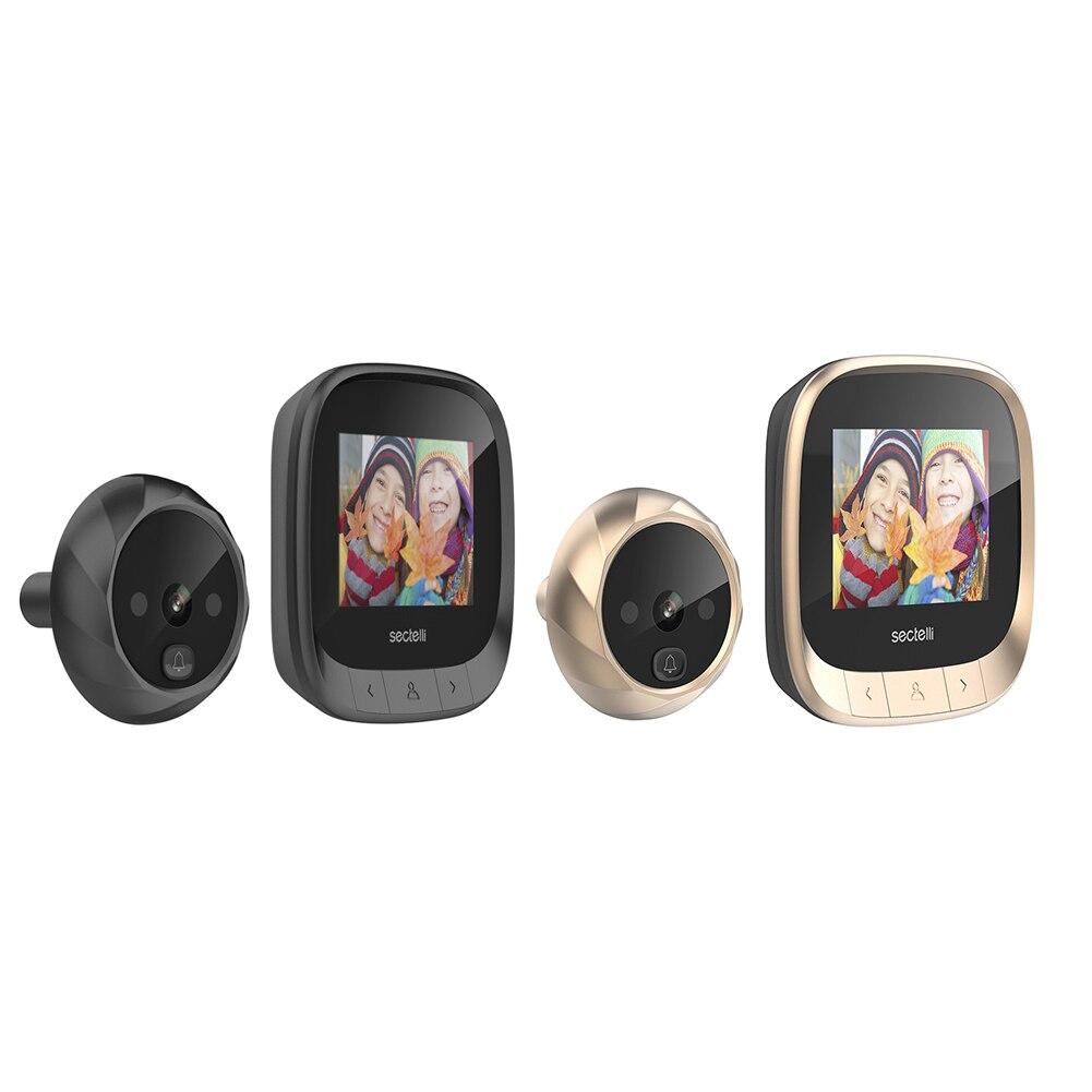 Smart Doorbell Security Camera Wireless Call Intercom Video-Eye Door Ring