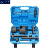 Narzędzie do przenoszenia podwójnego sprzęgła dla VAG VW AUDI 7 prędkości DSG narzędzie do instalowania usuwania sprzęgła T10373 T10376 T10323 T10407