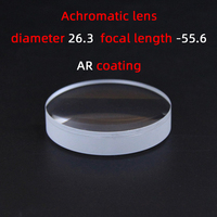 Diameter26.3 البعد البؤري 55.6 عدسة صغرية مصنع مخصص عدسة مجهر المكبر أحجام مختلفة|العدسات|   -